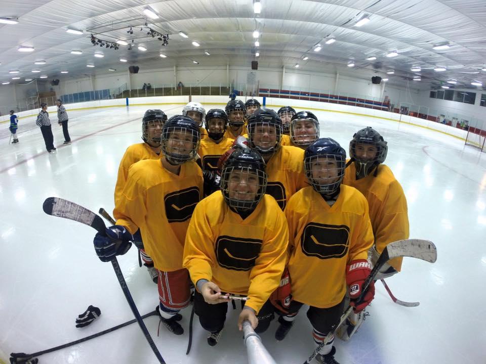 Skating clinic 01/25/17
